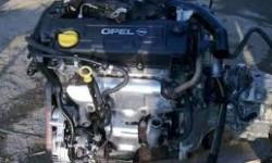 motor opel astra 17