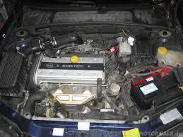 motor opel vectra b